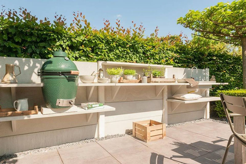 Wwoo Outdoor Kitchens & Big Green egg BBQ's Now Available!!!